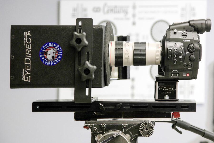 EyeDirect Rental LA   Teleprompter Rental LA