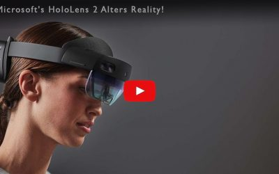 Microsoft's HoloLens 2 is Changing What's Reality!